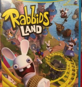 Nintendo Wii U Rabbits Land