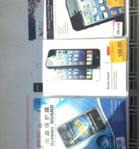 Плёнка для iPhone 3G, 3GS, 4, 4s