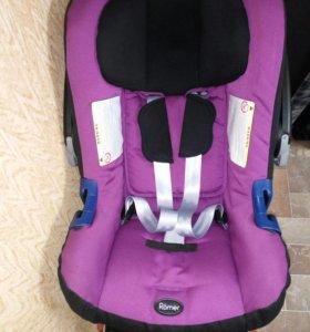 Britax Rоmer Baby Safe Plus SHR II + Isofix base