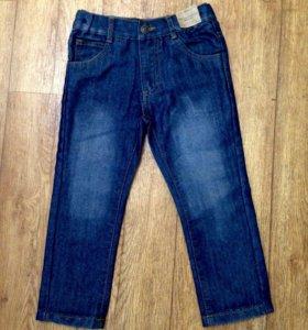 Новые джинсы р .98