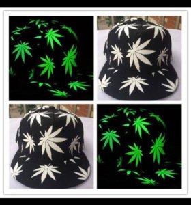 светящиеся кепки
