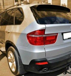 Фаркоп Imiola для BMW X5 E70 / F15 и X6 F16