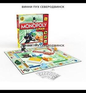 Игра Монополия для младших школьников