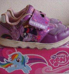 Кроссовки My Little Pony 28 (Kapika Minimen)