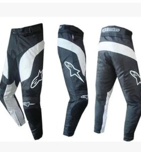Мото штаны Альпинстарс мотоштаны
