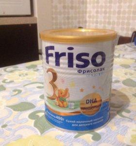Сухая молочная смесь Фрисолак 3