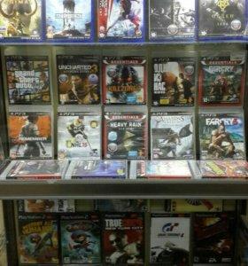 Игры PS2/PS3/PS4 Продажа-обмен.