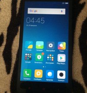 Xiaomi redmi 2 +mi band 1s