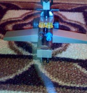 Лего-самолёт мини