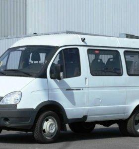 Пассажирская микроавтобус газель на заказ