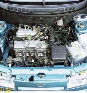 Двигатель инжектор