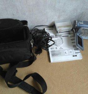 Цифровая камера canon MV690