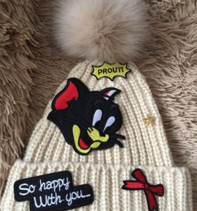 Шапочка Tom and Jerry