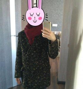 Пальто+шарф