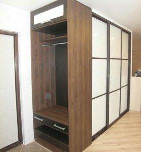 Встроенный шкаф-купе на заказ
