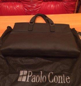 Сумка мужская Paolo Conte