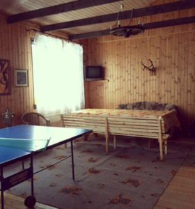 Услуги русской бани на дровах