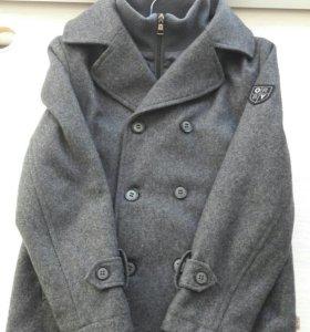 Пальто мальчику. Рост 134