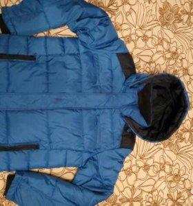 Куртка мужская утепленная 48