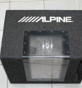 Alpine SBG-1244BP арт.16835