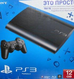 Игровая приставка Playstation 3 ps3