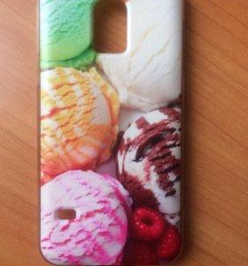 Новый чехол на Samsung S5 mini
