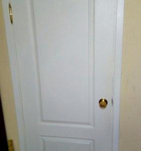 Межкомнатные двери б.у.