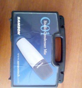 Студийный микрофон Samson C01