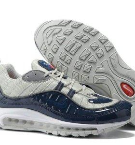Кроссовки Nike Air Max 98 - синие