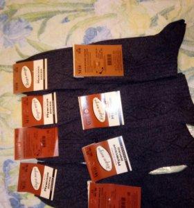 Новые носки отличного качества. Размеры смотрите