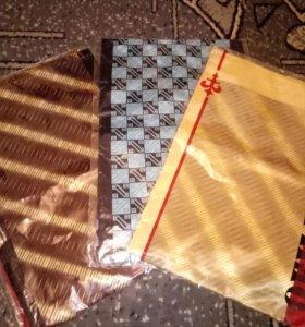 Новые шелковые платки для мужчин