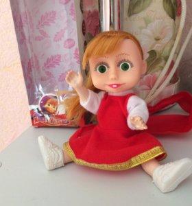 Новая кукла Маша