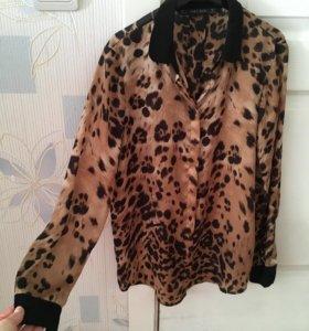 Рубашка, блузка Zara