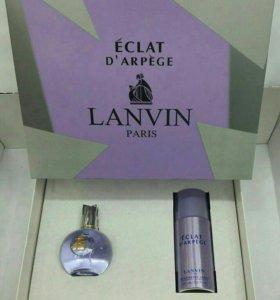 Подарочный набор LANVIN Eclat