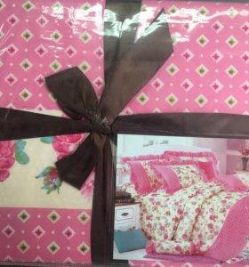 Постельное белье в подарочной упаковке