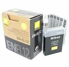Аккумулятор  Nikon EN-EL12 / EN-EL5 новый