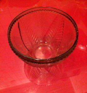 Тарелка диаметр 11 см, глубина 8 см. Из СССР