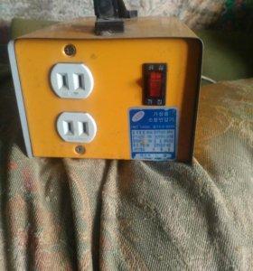 Понижающий трансформатор 1кв 110 вольт