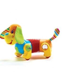 Собачка Tiny Love ( интерактивная)