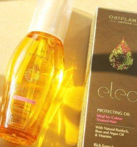 Защитное масло для волос Eleo!