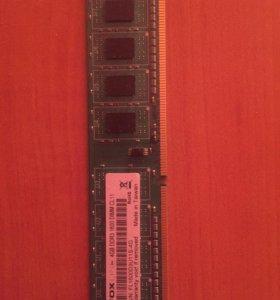 Оперативная память DDR 3 4 гига