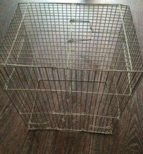 Клетка для животных. Верхняя часть