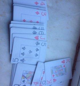 Покерные фишки