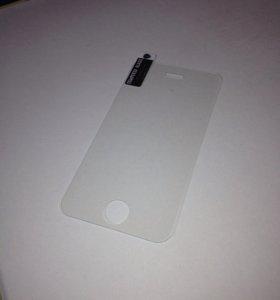 Защитное стекло для iPhone 4,4s