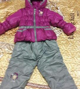 Куртка и штаны до 2 х лет