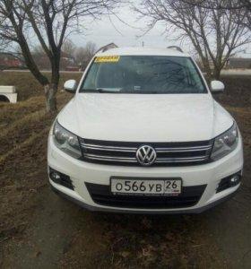 VW Tiguan 2012, 1.4