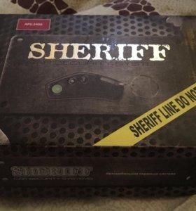 Сигнализация sheriff aps-2400