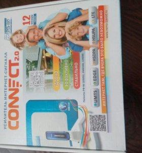 """Усилитель интернет сигнала """"CONNECT"""""""