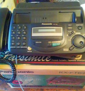 Факс Panasonic KX FT64