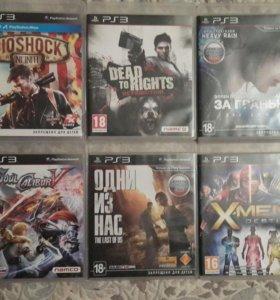 Продам игры для Sony PS3